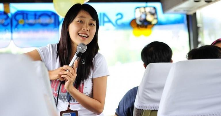 Học hướng dẫn viên du lịch ở Đà Nẵng