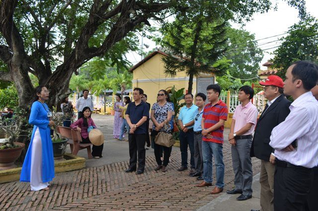 Học hướng dẫn viên du lịch tại Đà Nẵng