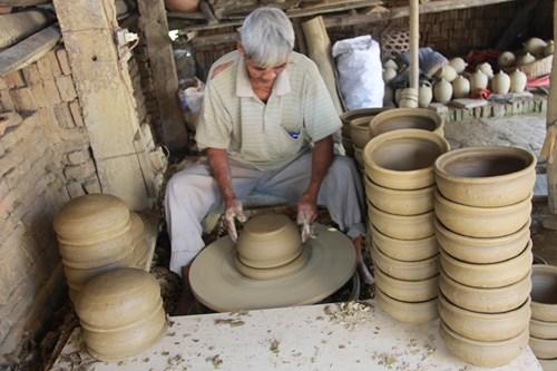 Thuyết trình về làng gốm Thanh Hà Hội An