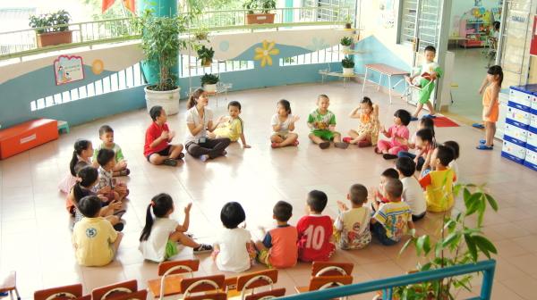 Học sư phạm mầm non Đà Nẵng