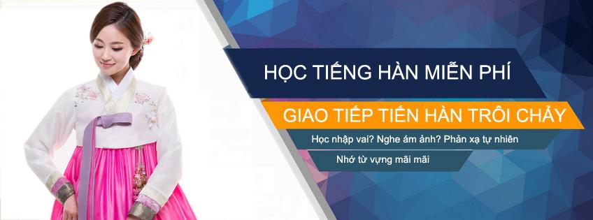Học tiếng Hàn miễn phí tại Đà Nẵng