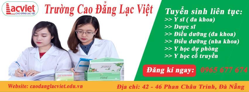 Học ngành Y tại trường Cao đẳng Lạc Việt
