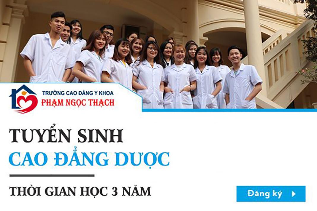 Trường Cao Đẳng Y Dược Phạm Ngọc Thạch