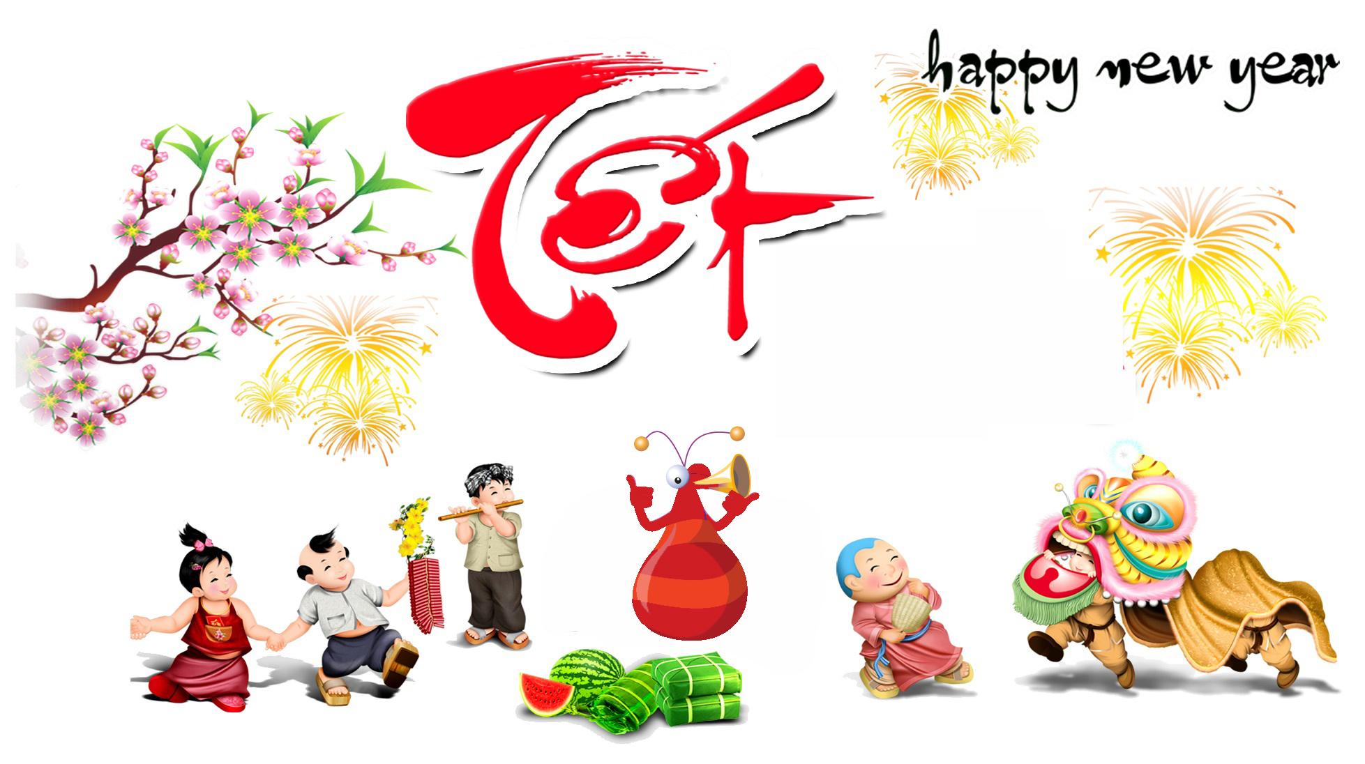 Thông báo lịch nghỉ tết Âm lịch năm 2019 .